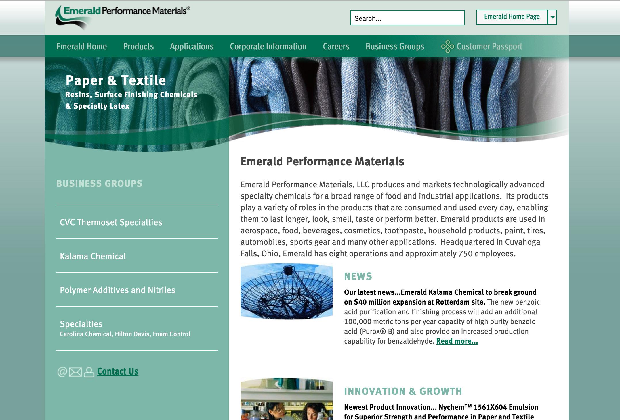 Emerald-Performance-Success-Story